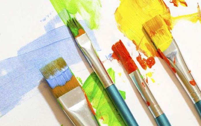 A Therapy To Make You Happy - Art Therapy
