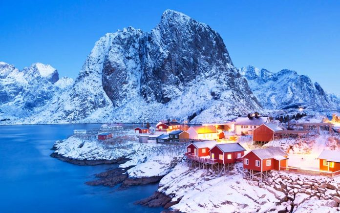 Norway - Happiest Place On The Earth