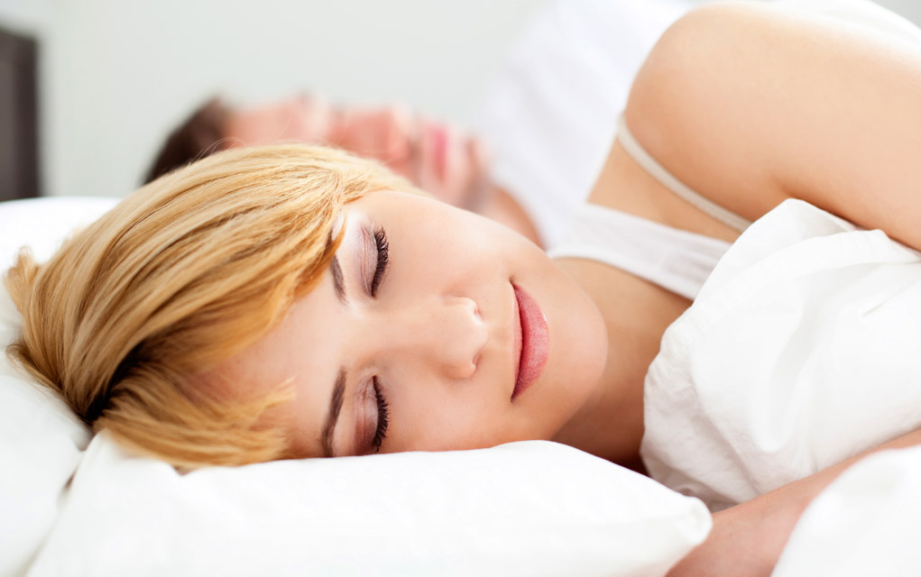 Sleep Habits of Happy People